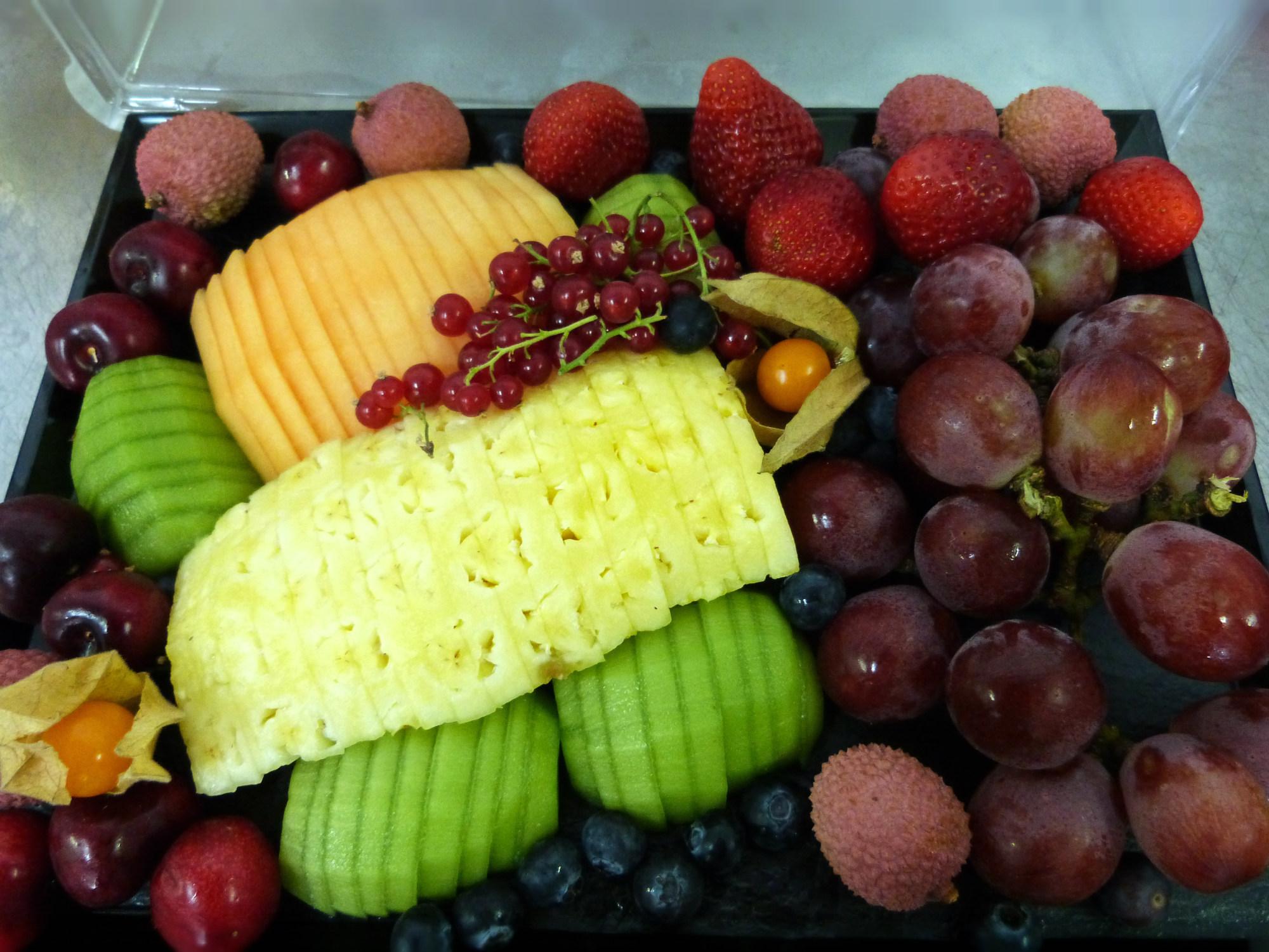 fruta cuarta gama Grup Cano