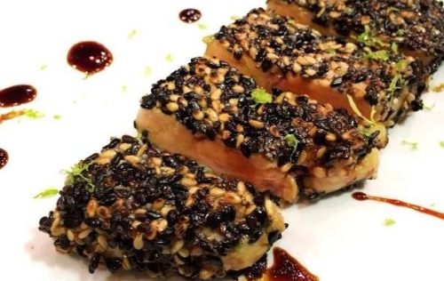 Tataki de foie