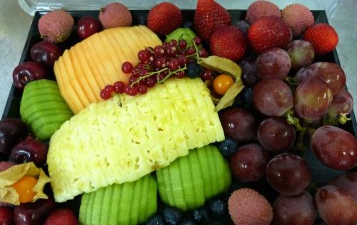 fruta cuarta gama